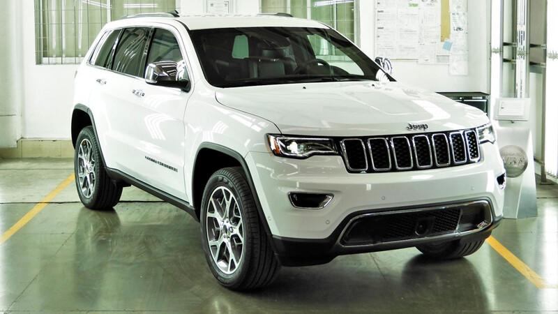 FCA produce la Jeep Grand Cherokee blindada número 1,000
