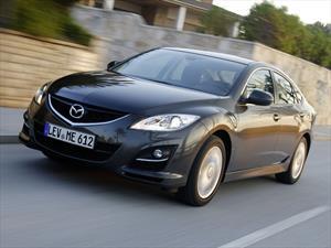 Mazda6 2009-2013 es llamado a revisión
