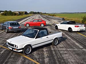Estos cuatro BMW M3 no llegaron a producción