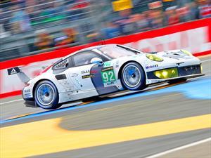 Porsche 911 RSR: Doble triunfo en Le Mans