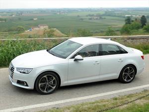 Audi A4 2016: Primer contacto