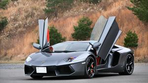Lamborghini Aventador LP700-4: Imágenes en vivo