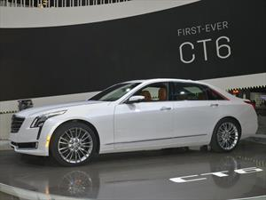 Cadillac CT6 2016, la versión americana del BMW Serie 7