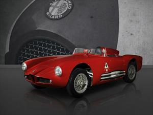 Alfa Romeo, orgullo italiano de la Edición 2015 de Mille Miglia