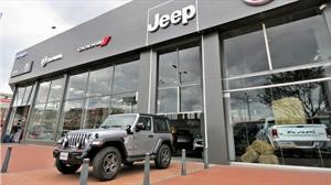 Jeep, Dodge, RAM y Fiat cuentan con nueva vitrina en Bogotá