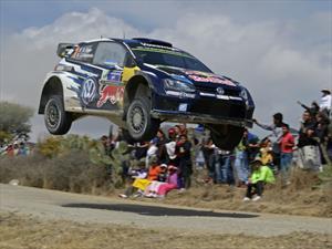 Volkswagen Polo domina el campeonato de WRC