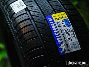 Debutan en Chile los neumáticos regionales Primacy SUV y X LT A/S de Michelin