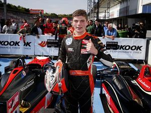 F1: Max Verstappen se convertirá en el piloto más jóven de la historia