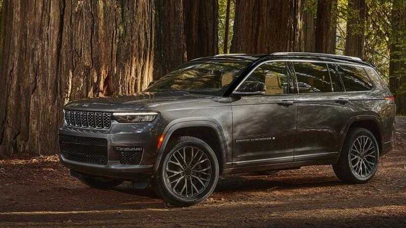 Jeep Grand Cherokee L 2021, la nueva generación llega con 7 plazas