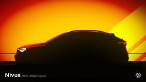 Volkswagen anuncia al nuevo Nivus con un misterioso teaser