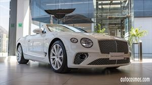 Bentley Continental GTC 2020 en Chile, un grand tourer de clase mundial para disfrutar sin techo