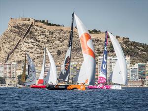 Volvo Ocean Race: la emoción y el lujo se lanzan al mar