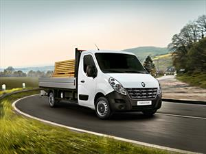 Renault Master Chasís, en Colombia desde $77'490.000