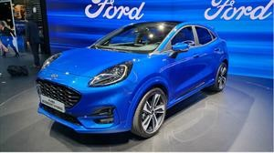 Ford Puma 2020 integra tecnología mild hybrid