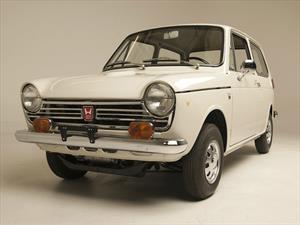 Primer Honda N600 que llegó a América fue restaurado