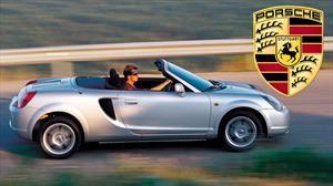 El Toyota MR2 podría resucitar gracias a la ayuda de Porsche