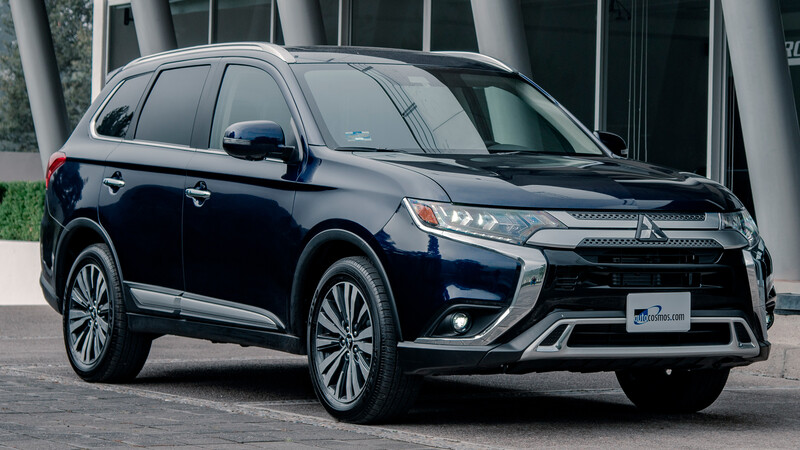 Manejamos la Mitsubishi Outlander 2020