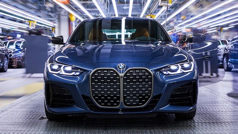 BMW Group reducirá en un 80 por ciento las emisiones de CO2 por cada automóvil producido
