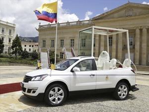Conozca el papamóvil que transportará al Papa en su visita a Colombia