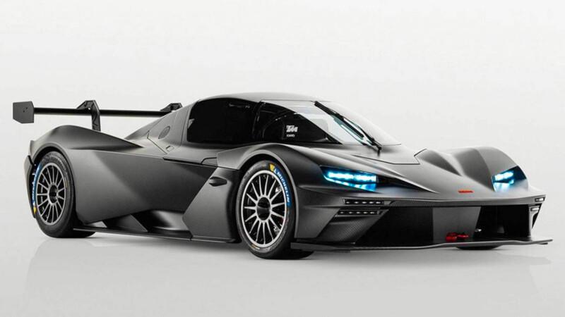 KTM X-Bow GTX 2021: El regreso a las cuatro ruedas
