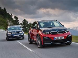 El BMW i3 se renueva con versión deportiva
