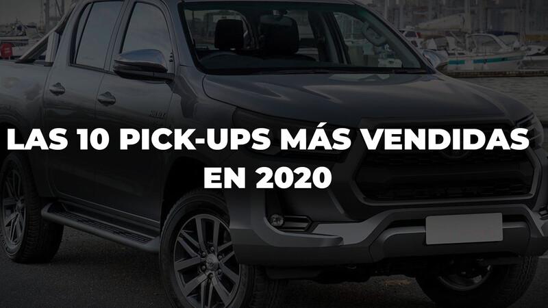Top 10: Las pick-ups más vendidas de Argentina en 2020