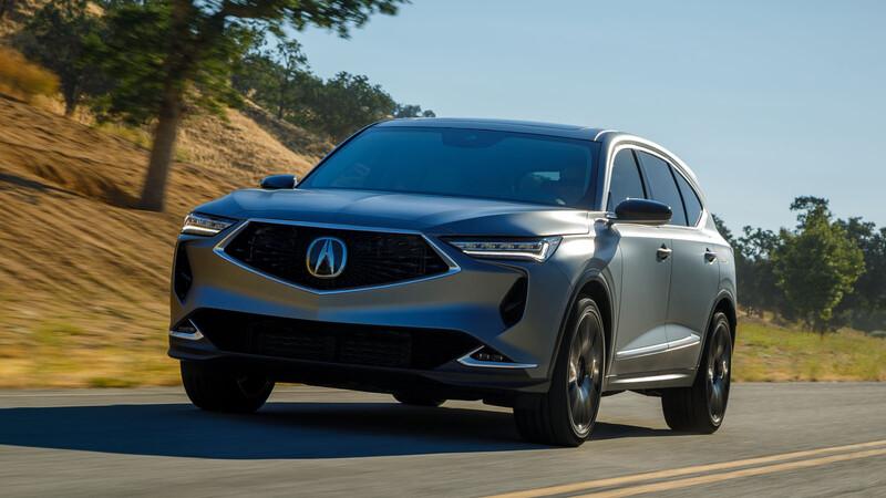 Acura MDX Prototype, el concepto que anticipa a la siguiente generación de la MDX