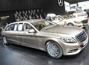 Mercedes-Maybach Pullman, una limusina con más de 500 CV
