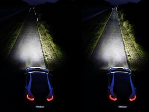 BMW i8 estrena la iluminación de faros láser