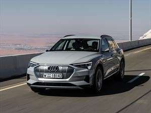 Manejamos el Audi e-tron 2020 en Abu Dabi