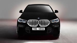 BMW X6 Vantablack, la completa oscuridad