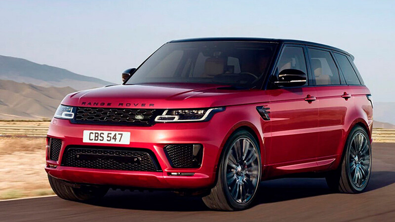 Land Rover Range Rover Sport 2021 llega a México, estrena motores y ediciones especiales