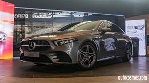 Mercedes Benz Clase A sedán 2019, digno heredero del 190E