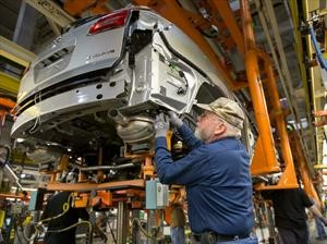 General Motors invierte $36 millones de dólares en una de sus plantas de Michigan
