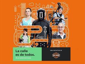 La Calle Es De Todos, la nueva iniciativa de Harley-Davidson México