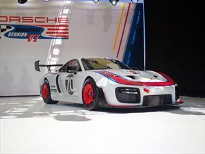 Porsche 935, renace la leyenda Moby Dick