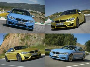 Nuevos BMW M3 y BMW M4: Innovadora tecnología de velocidad