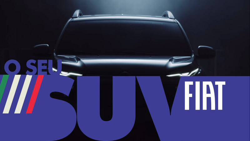FIAT promociona su nuevo SUV chico solo en Brasil