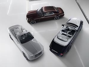 Rolls-Royce Phantom Zenith Collection, limitado a 50 unidades