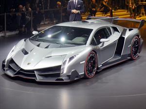 "Venden un Lamborghini Veneno de ""segunda mano"""