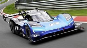 Volkswagen ID.R es honrado como el mejor auto de carreras eléctrico de 2019