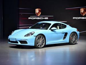 El Porsche 718 Cayman se renueva