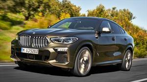 BMW X6 2020 en Chile, más grande, más lujoso, más deseable