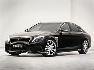 Brabus le pone pimienta al Mercedes-Benz Clase S