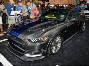Ford Mustang es el Hottest Coupe del SEMA Show 2016