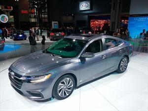 Honda Insight 2019 llegará a México en Septiembre de 2018