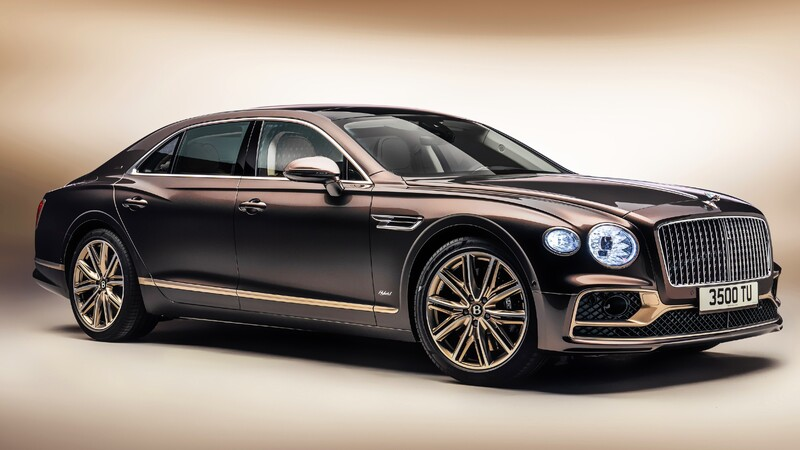 Bentley Flying Spur Odyssean Edition: lujo y exclusividad en formato híbrido