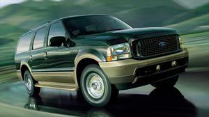 ¿Recuerdas a la gigantesca Excursion? Ford podría resucitarla