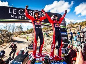 Ogier regala a Citroën su victoria número 100 en el WRC