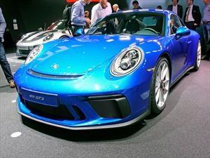 Porsche 911 GT3 Touring Package, lobo con piel de cordero